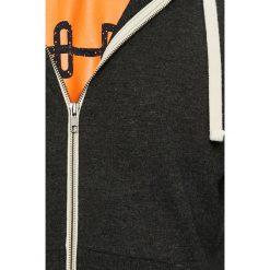 Jack & Jones - Bluza. Szare bluzy męskie Jack & Jones, z bawełny. W wyprzedaży za 99.90 zł.