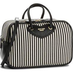 Torebka MY TWIN - RS8TAB  Riga Pan 02359. Białe torebki do ręki damskie My Twin, z materiału. W wyprzedaży za 369.00 zł.