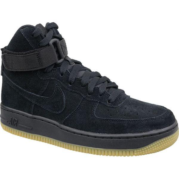 Nike Air Force 1 Hi sneakers in black CzarneCzarne Czarne