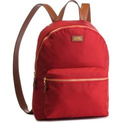 Plecak LAUREN RALPH LAUREN - Chandwick 431708315003  Medium Red. Czerwone plecaki damskie Lauren Ralph Lauren, z materiału. Za 739.00 zł.