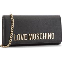 Torebka LOVE MOSCHINO - JC5594PP06KU0000 Nero. Czarne torebki do ręki damskie Love Moschino, ze skóry ekologicznej. W wyprzedaży za 339.00 zł.