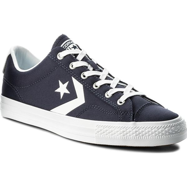 34184701904f3 Tenisówki CONVERSE - Star Player Ox 155408C Athletic Navy/White ...