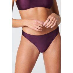 NA-KD Swimwear Sportowy dół bikini - Purple. Fioletowe bikini damskie NA-KD Swimwear. Za 52.95 zł.