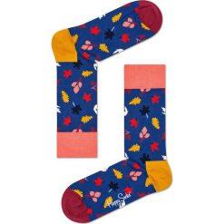 Happy Socks - Skarpety Fall. Różowe skarpety męskie Happy Socks. W wyprzedaży za 27.90 zł.