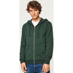 Bluza z kapturem - Khaki. Bluzy dla chłopców marki Reserved. W wyprzedaży za 49.99 zł.
