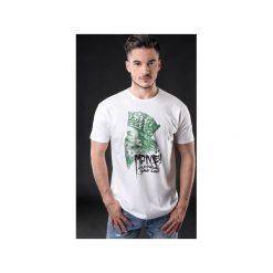 """T-shirt """"Money can steal your soul"""" - Bohater x Romo_79. Białe t-shirty męskie Unicut, z nadrukiem, z bawełny. Za 59.00 zł."""