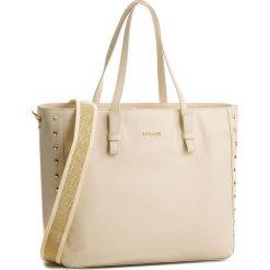 Torebka TWINSET - Shoping OS8TBC Dune 00416. Brązowe torby na ramię damskie Twinset. W wyprzedaży za 759.00 zł.