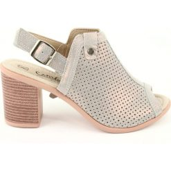 Sandały damskie skórzane tanie Sandały Kolekcja wiosna