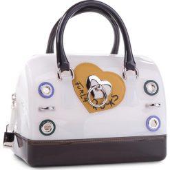 Torebka FURLA - Candy Climbing 977185 B BTH0 I73 Petalo/Toni. Białe torebki do ręki damskie Furla, z tworzywa sztucznego. Za 1,150.00 zł.