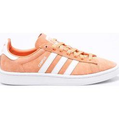 Adidas Originals - Buty Campus. Szare buty sportowe męskie adidas Originals, z materiału. W wyprzedaży za 269.90 zł.