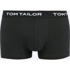 Tom Tailor Denim - Bokserki. Czarne bokserki męskie Tom Tailor Denim, z bawełny. Za 129.90 zł.