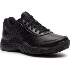 Buty Reebok - Work N Cushion 3.0 BS9527 Black. Czarne obuwie sportowe damskie Reebok, z materiału. W wyprzedaży za 179.00 zł.