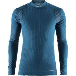 Craft Koszulka Funkcjonalna Męska Active Extreme 2.0 Ls Niebieska M. Niebieskie koszulki sportowe męskie Craft, z długim rękawem. Za 189.00 zł.