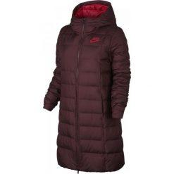 Nike Płaszcz Zimowy W Nsw Dwn Fill Prka Red M. Czerwone płaszcze damskie Nike, na zimę, eleganckie. W wyprzedaży za 465.00 zł.