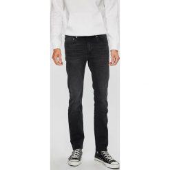 Calvin Klein Jeans - Jeansy. Czarne jeansy męskie Calvin Klein Jeans. Za 539.90 zł.