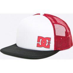 DC - Czapka. Szare czapki i kapelusze męskie DC. W wyprzedaży za 79.90 zł.