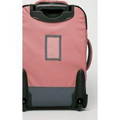 Roxy - Walizka. Szare walizki damskie Roxy, z materiału. W wyprzedaży za 319.90 zł.