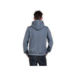 IMPULS bluza męska grey. Szare bluzy męskie Slogan ubrania ekologiczne, etyczne i wegańskie, z bawełny. Za 239.00 zł.