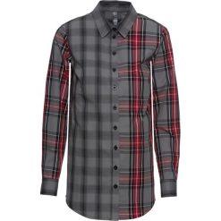 Koszula w kratę bonprix czerwono-czarny w kratę. Koszule damskie marki SOLOGNAC. Za 79.99 zł.