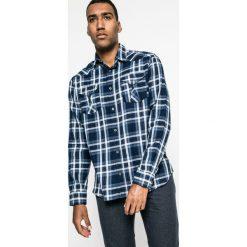 Medicine - Koszula North Storm. Szare koszule męskie MEDICINE, w kratkę, z bawełny, button down, z długim rękawem. W wyprzedaży za 59.90 zł.