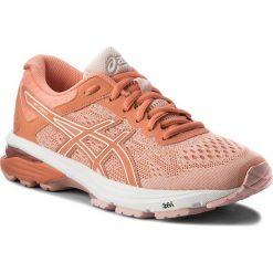 Buty ASICS - GT-1000 6 T7A9N  Seashell Pink/Begonia Pink/White 1706. Czerwone obuwie sportowe damskie Asics, z materiału. W wyprzedaży za 319.00 zł.