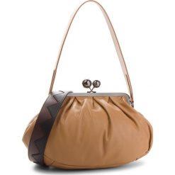 Torebka WEEKEND MAXMARA - Zolder 55160884600 Camel 007. Brązowe torebki do ręki damskie WEEKEND MaxMara, ze skóry. W wyprzedaży za 1,259.00 zł.
