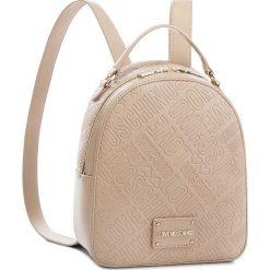 Plecak LOVE MOSCHINO - JC4229PP05KB0108  Tortora. Brązowe plecaki damskie Love Moschino, ze skóry ekologicznej, klasyczne. Za 859.00 zł.