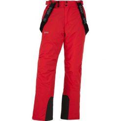 """Spodnie narciarskie """"Mimas M"""" w kolorze czerwonym. Spodnie snowboardowe męskie marki WED'ZE. W wyprzedaży za 409.95 zł."""