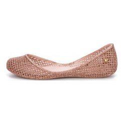 Zaxy Baleriny Damskie Amora 41/42, Jasnoróżowy. Różowe baleriny damskie Zaxy, w ażurowe wzory. W wyprzedaży za 139.00 zł.
