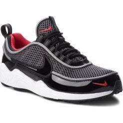 Buty NIKE - Air Zoom Spiridon '16 926955 006 Black/Black/University Red. Czarne buty sportowe męskie Nike, z materiału. W wyprzedaży za 449.00 zł.