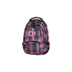 Plecak Młodzieżowy Coolpack College Scotish Dawn. Szara torby i plecaki dziecięce CoolPack, z materiału. Za 109.00 zł.