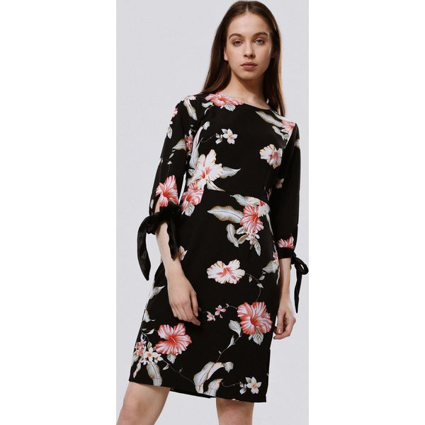 9a1f280d85 Czarna Sukienka By And By - Sukienki damskie marki Born2be. Za 79.99 ...