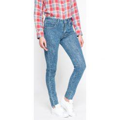 Levi's - Jeansy 721. Szare jeansy damskie Levi's. W wyprzedaży za 259.90 zł.