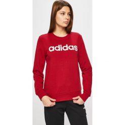 adidas Bluza Bluzy czerwone