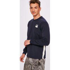 G-Star Raw - Bluza. Szare bluzy męskie G-Star Raw, z bawełny. W wyprzedaży za 219.90 zł.