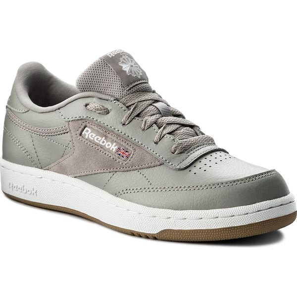 Buty Classic Leather CN5161 MarbleStealthWhite, kolor szary (Reebok)