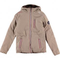 """Kurtka przejściowa """"Alias"""" w kolorze beżowym. Brązowe kurtki i płaszcze dla chłopców marki Geographical Norway Kids & Women. W wyprzedaży za 226.95 zł."""