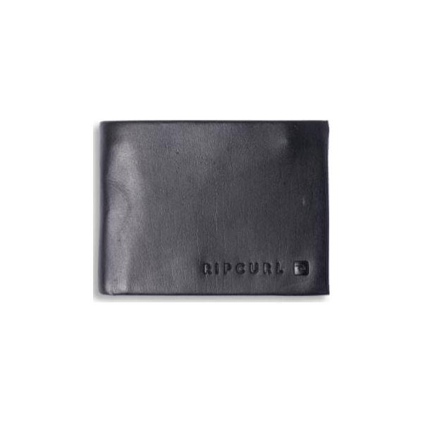 Rip Curl portfel męski Mission Clip RFID 2 in 1 czarny