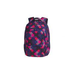 Plecak Młodzieżowy Coolpack College Electric Pink. Różowa torby i plecaki dziecięce CoolPack, z materiału. Za 123.00 zł.