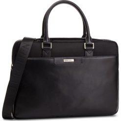 Torba na laptopa WITTCHEN - 87-3U-206-1 Czarny. Czarne torby na laptopa damskie Wittchen, z materiału. Za 649.00 zł.