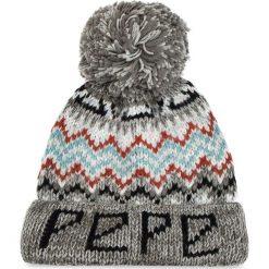 Czapka PEPE JEANS - Kozma Hat PL040270 Multi 0AA. Szare czapki i kapelusze damskie Pepe Jeans, z jeansu. W wyprzedaży za 109.00 zł.