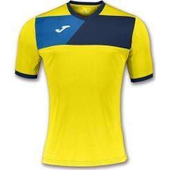 Joma sport Koszulka piłkarska Crew II żółta r. M (100611.903). T-shirty i topy dla dziewczynek Joma sport. Za 57.92 zł.