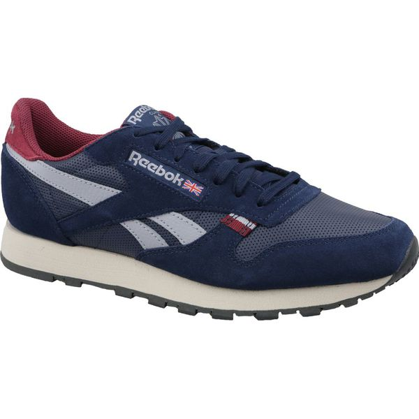 Reebok Classic Leather CN7178 45 Granatowe