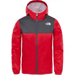 The North Face Kurtka Chłopięca B Zipline Rain Jacket Tnf Red/Graphite Grey Xs. Czerwone kurtki i płaszcze dla chłopców The North Face, sportowe. Za 259.00 zł.
