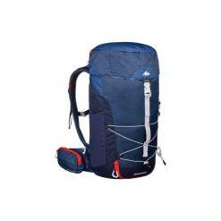 Plecak turystyczny MH100 30 l. Niebieskie plecaki damskie QUECHUA. Za 129.99 zł.