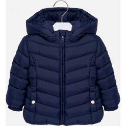 Mayoral - Kurtka dziecięca 86-98 cm. Niebieskie kurtki i płaszcze dla dziewczynek Mayoral, z materiału. Za 149.90 zł.