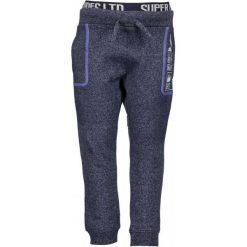 Blue Seven Spodnie Dresowe Chłopięce 104 Niebieskie. Niebieskie spodnie sportowe dla chłopców Blue Seven, z bawełny. Za 69.00 zł.