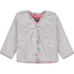 Kardigan w kolorze szarym. Swetry dla dziewczynek marki bonprix. W wyprzedaży za 49.95 zł.