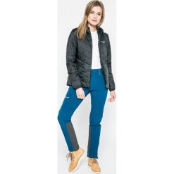 Salewa - Spodnie snowboardowe. Szare spodnie snowboardowe damskie Salewa, z elastanu. W wyprzedaży za 399.90 zł.
