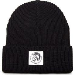 Czapka DIESEL - K-Coder 00SVEX-0DAOB-900 Black. Czarne czapki i kapelusze męskie Diesel. Za 229.00 zł.